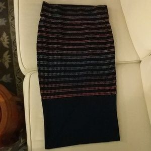 Rachel roy knit skirt